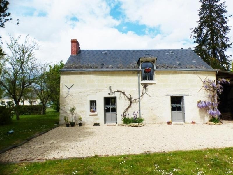 Location vacances La Chapelle-sur-Loire -  Maison - 5 personnes - Barbecue - Photo N° 1