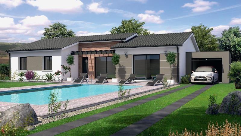 Maison  5 pièces + Terrain 600 m² Baron par SIC HABITAT