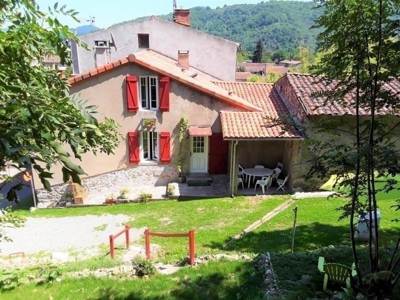 Location vacances Montoulieu -  Maison - 6 personnes - Barbecue - Photo N° 1