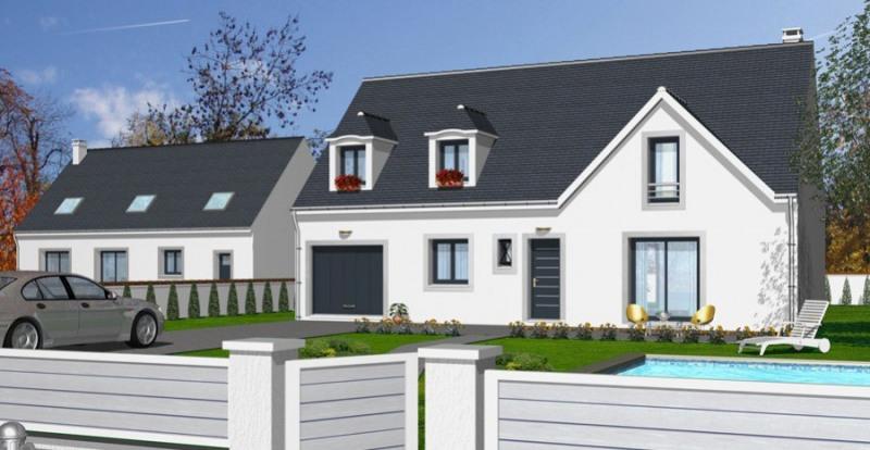 Maison  7 pièces + Terrain 651 m² Montigny-Lencoup par BATICONFORT