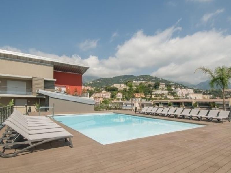 Location vacances Roquebrune-Cap-Martin -  Appartement - 4 personnes - Télévision - Photo N° 1