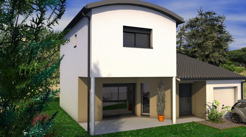 Maison  4 pièces + Terrain 602 m² Deyme par LES BASTIDES LAURAGAISES