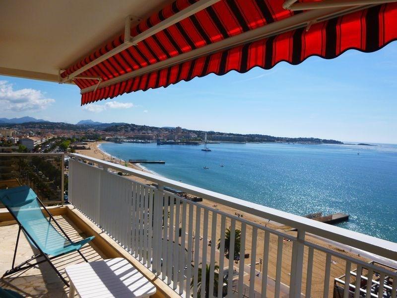 Dans un immeuble de standing face à la mer, à proximité des commerces et de Port-Fréjus, Appartement de type F2 en an...