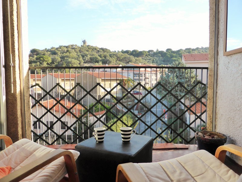 Location vacances Collioure -  Appartement - 2 personnes - Lave-linge - Photo N° 1