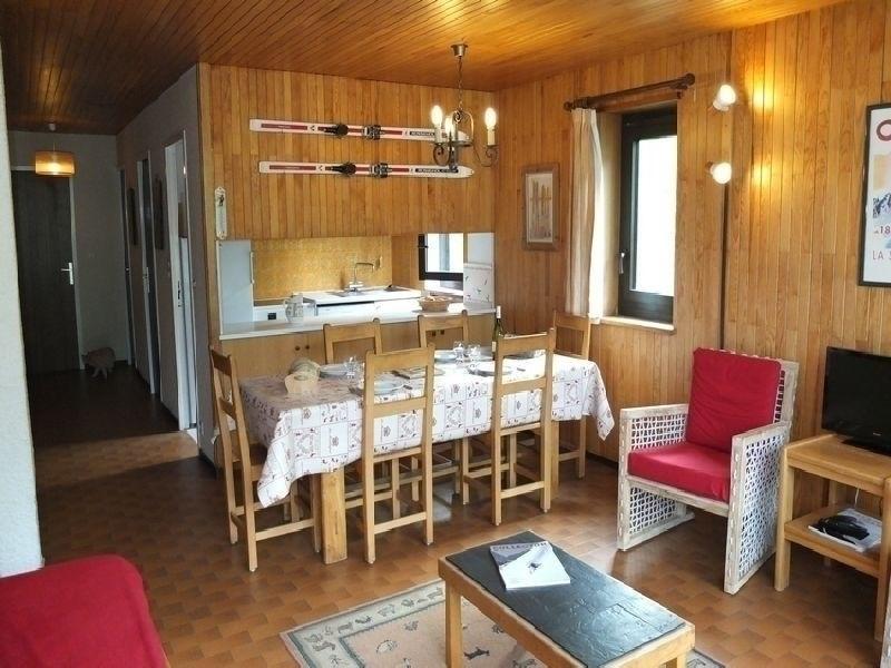 Location vacances Courchevel -  Appartement - 8 personnes - Télévision - Photo N° 1