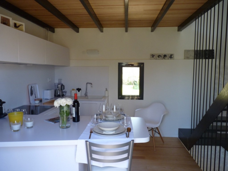Location vacances Monteils -  Gite - 2 personnes - Barbecue - Photo N° 1