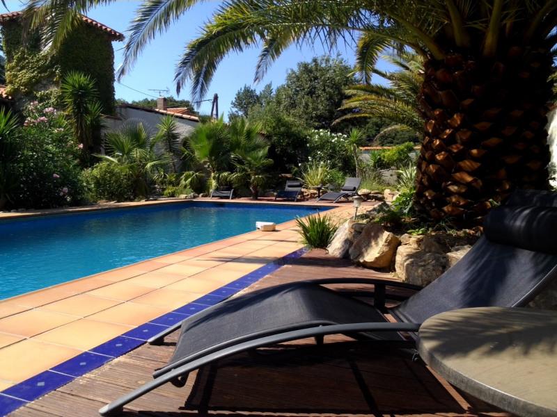 Location vacances Sorède -  Appartement - 4 personnes - Barbecue - Photo N° 1