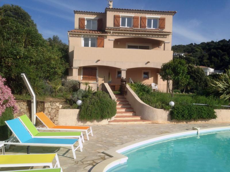La villa I Cannelli
