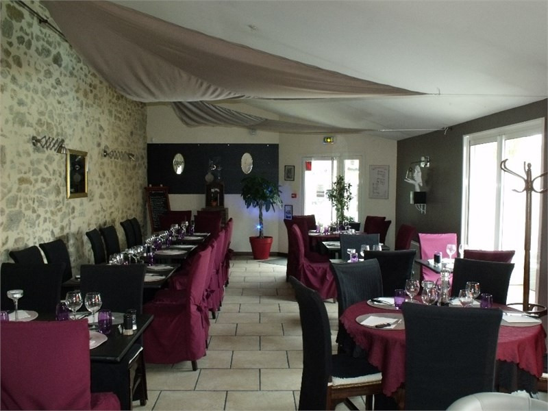 Fonds de commerce Café - Hôtel - Restaurant Parthenay