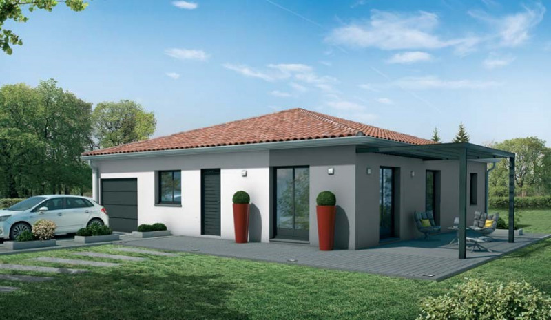 Maison  4 pièces + Terrain 648 m² Montbartier par VILLAS ET MAISONS DE  FRANCE