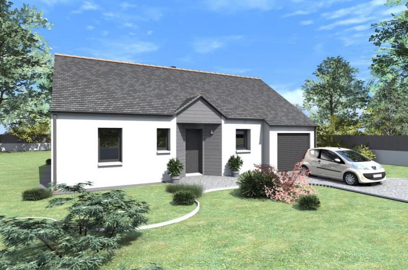 Maison  5 pièces + Terrain 760 m² Sainte-Luce-sur-Loire par ALLIANCE CONSTRUCTION NANTES
