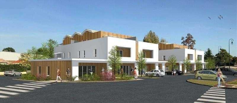 Vente bureau carignan de bordeaux gironde 33 345 9 m for Immobilier professionnel bordeaux