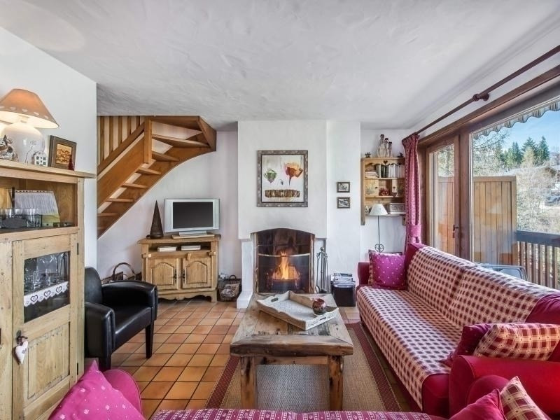 Location vacances Megève -  Appartement - 5 personnes - Télévision - Photo N° 1