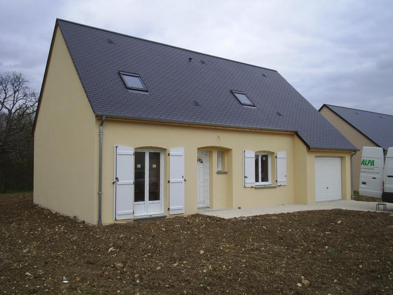 Maison  5 pièces + Terrain 395 m² Mareau-Aux-Prés par NUEVA HOME LE NOUVEAU CHEZ SOI