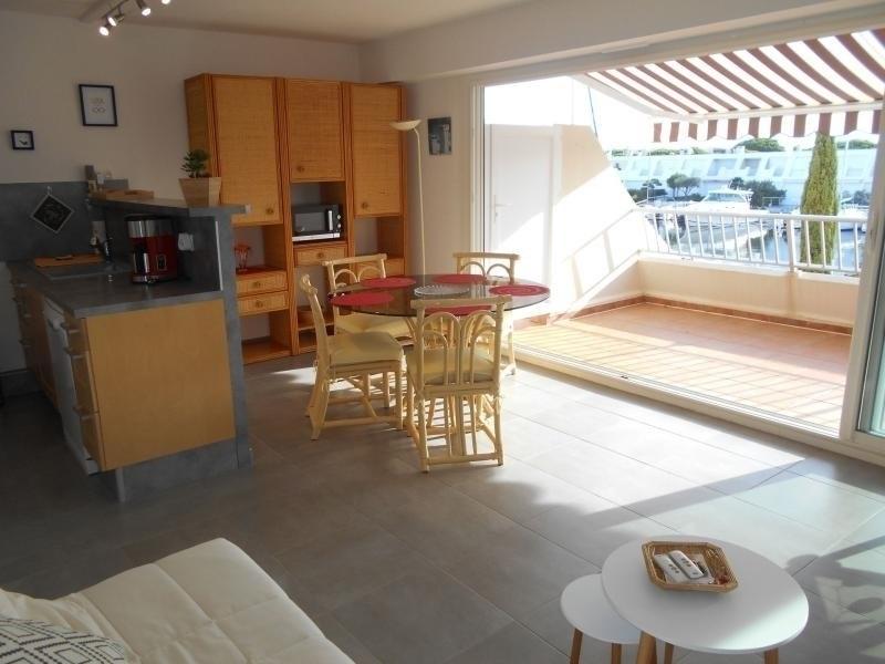 Location vacances Le Grau-du-Roi -  Appartement - 6 personnes - Lave-linge - Photo N° 1