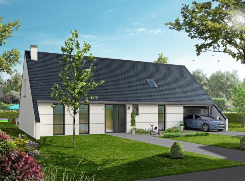 Maison  7 pièces + Terrain 750 m² Le Neubourg par MAISONS D'EN FRANCE