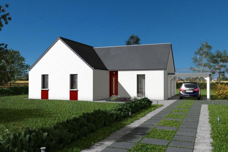 Maison  4 pièces + Terrain 1004 m² Brizay par maisons PRIMEA