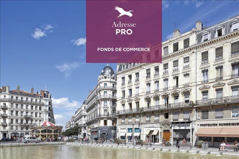 Fonds de Commerce Divers Lyon 2ème