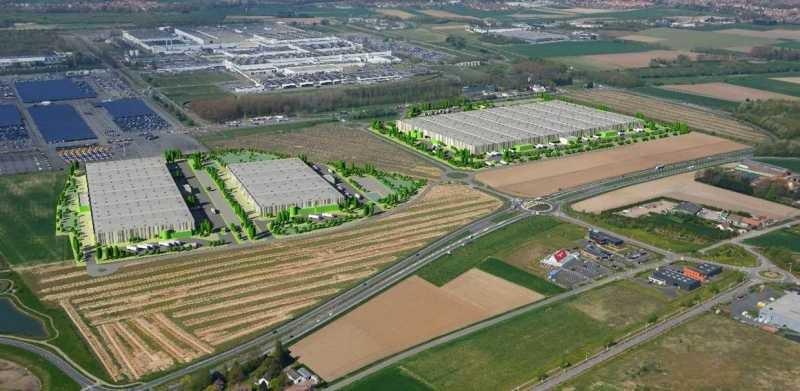 Location Local d'activités / Entrepôt Lambres-lez-Douai