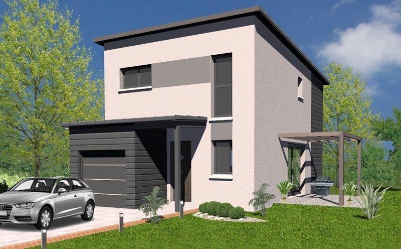 Maison  5 pièces + Terrain 450 m² Cosnes et Romain (54400) par MAISONS OXEO