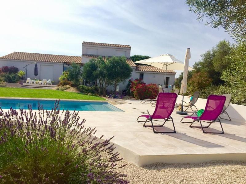 Villa pour 8 pers. avec piscine privée, Cabrières