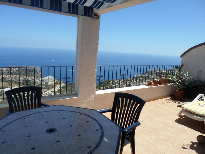 Alquileres de vacaciones Benitachell/el Poble Nou de Benitatxell - Apartamento - 6 personas - Pista de tenis - Foto N° 1