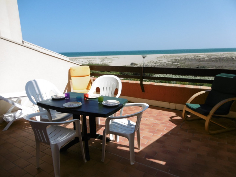 Location vacances Leucate -  Appartement - 4 personnes - Balcon - Photo N° 1