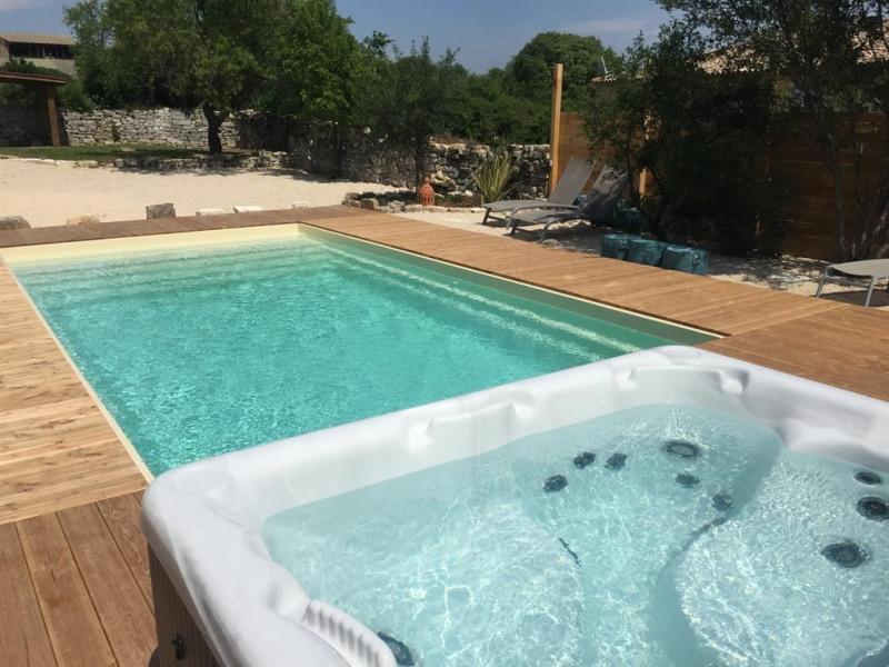pour 12 pers. avec piscine privée, Orgnac-l'Aven