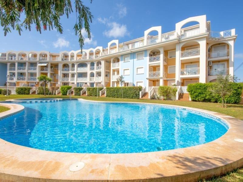Location vacances Dénia -  Appartement - 3 personnes - Jardin - Photo N° 1