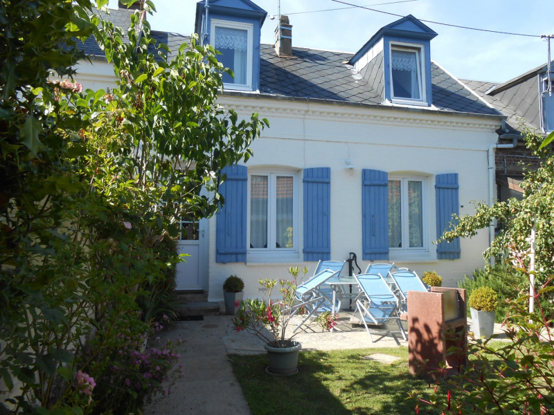 Location vacances Dieppe -  Gite - 6 personnes - Barbecue - Photo N° 1