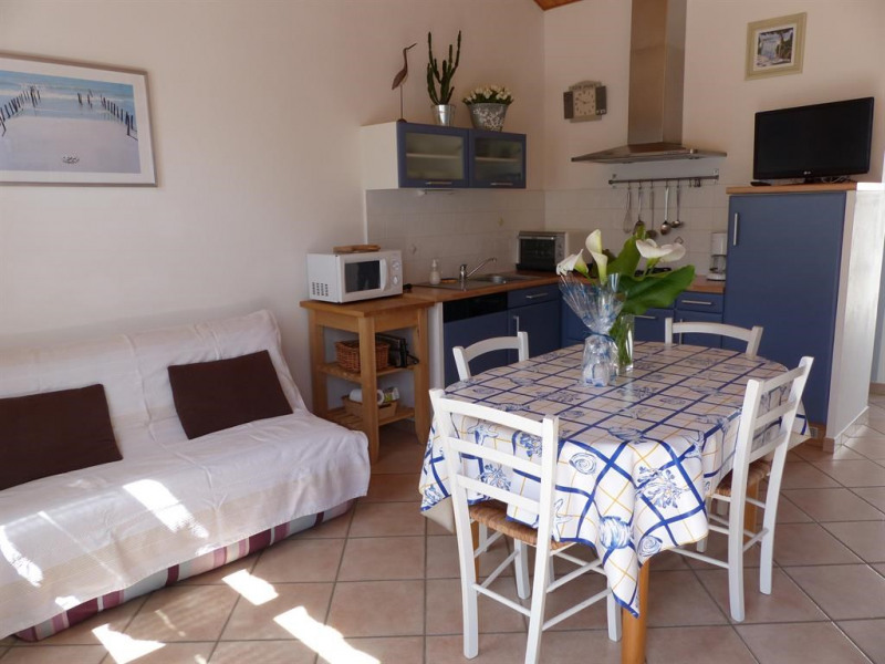 Holiday rentals La Guérinière - House - 5 persons - Deck chair - Photo N° 1