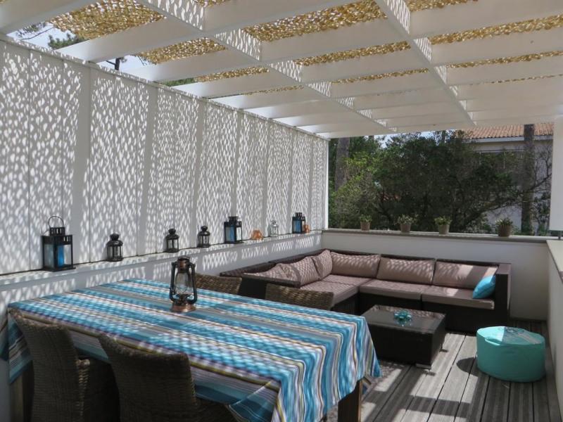 Location vacances Lège-Cap-Ferret -  Appartement - 6 personnes - Barbecue - Photo N° 1