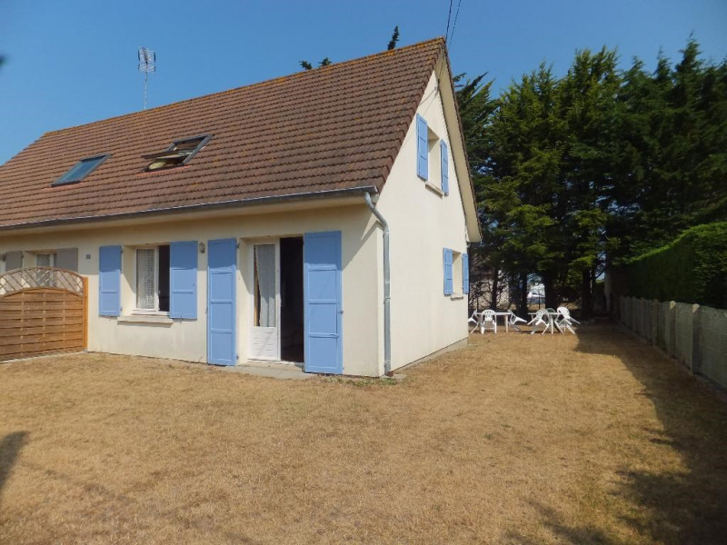 Location vacances Saint-Germain-sur-Ay -  Maison - 8 personnes - Barbecue - Photo N° 1
