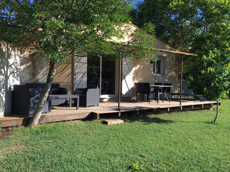 Location vacances Le Bar-sur-Loup -  Maison - 4 personnes - Barbecue - Photo N° 1
