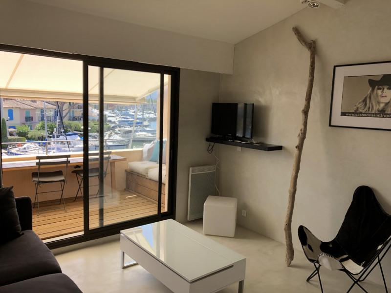 Alquileres de vacaciones Grimaud - Apartamento - 4 personas - Televisión - Foto N° 1