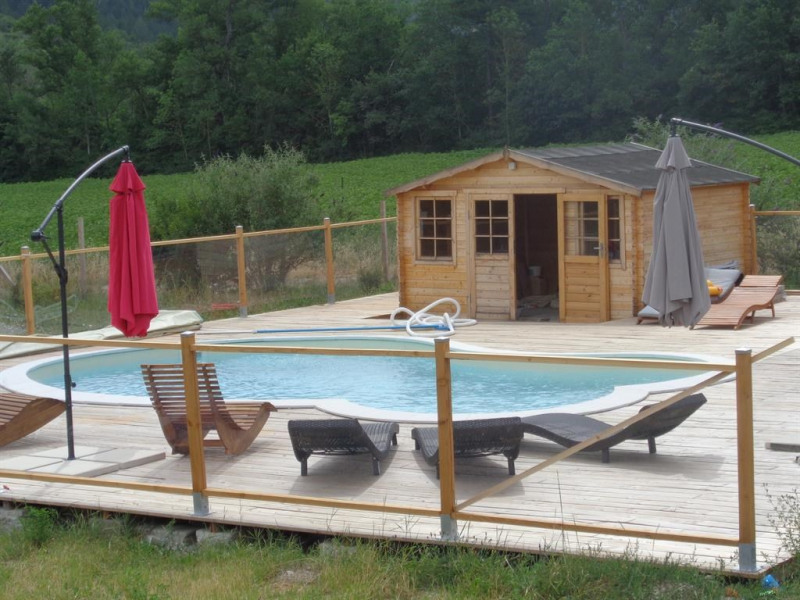 Holiday rentals Montlaur-en-Diois - Apartment - 6 persons - BBQ - Photo N° 1