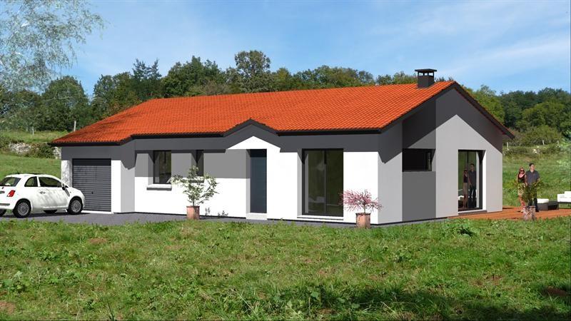 Maison  4 pièces + Terrain 400 m² Villars-les-Dombes par MAISONS VALTREA