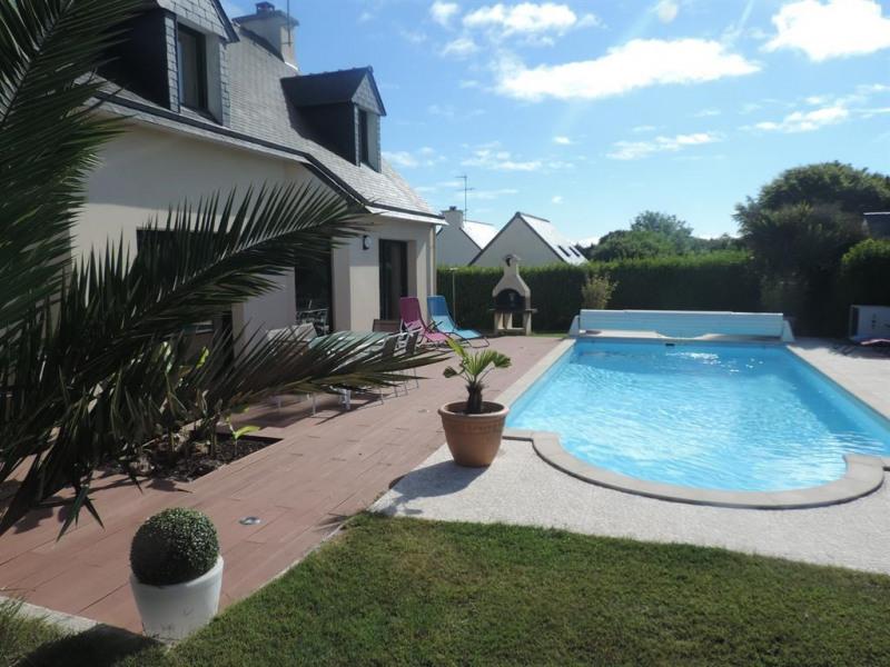 Location vacances Saint-Jean-Trolimon -  Maison - 8 personnes - Barbecue - Photo N° 1