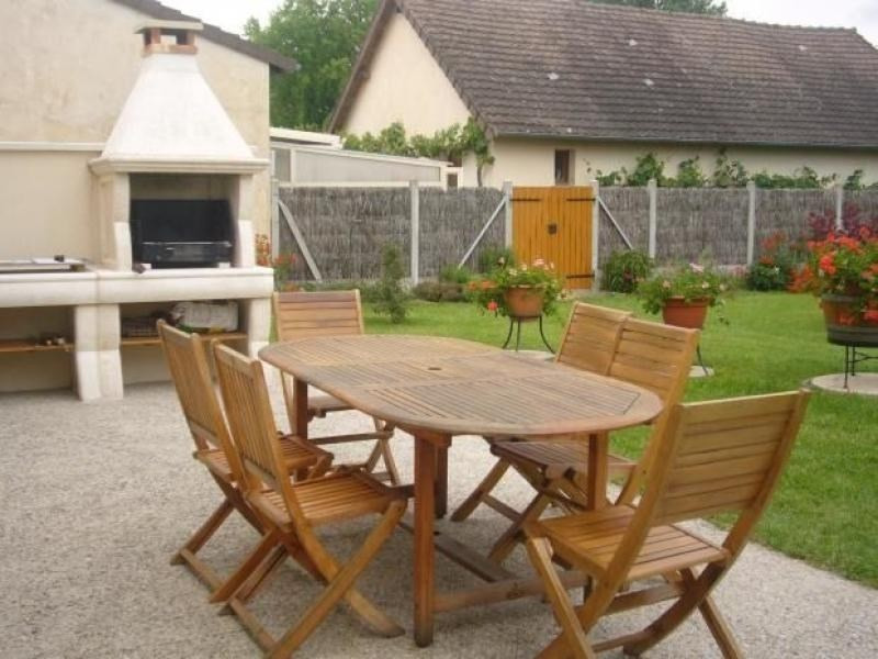 Location vacances La Chapelle-aux-Choux -  Maison - 7 personnes - Barbecue - Photo N° 1