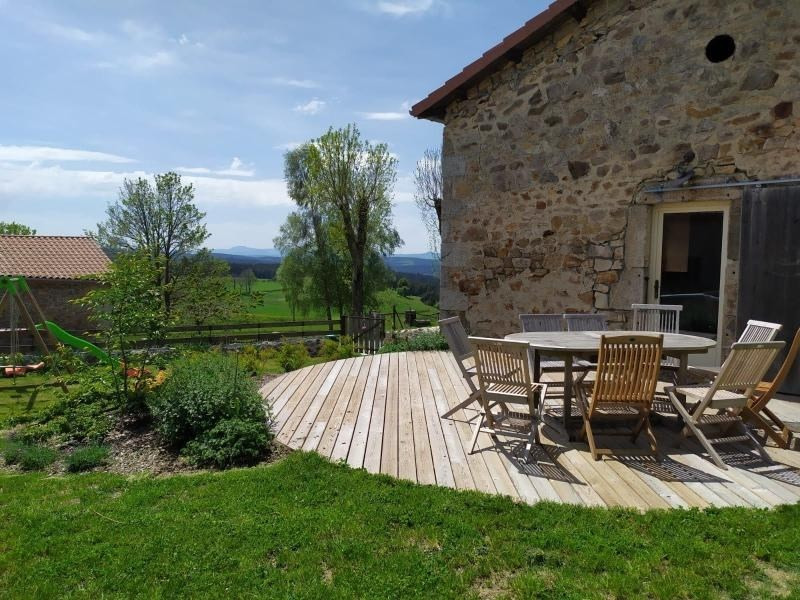 Location vacances Riotord -  Maison - 9 personnes - Barbecue - Photo N° 1