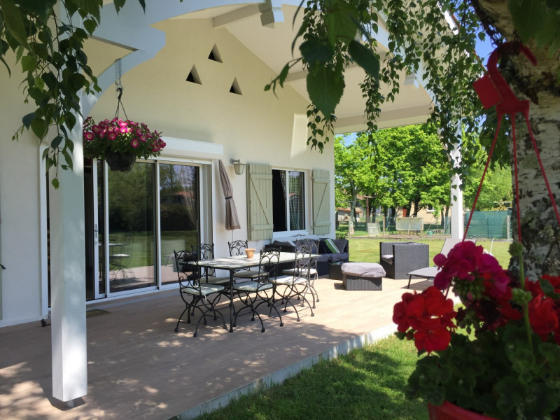 Holiday rentals Biscarrosse - Cottage - 6 persons - BBQ - Photo N° 1