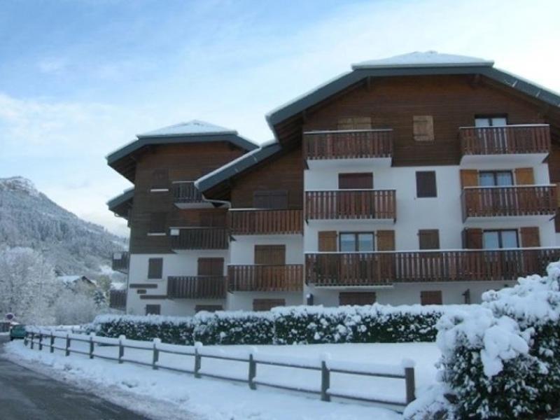 Appartement 2 pièces 6 personnes au TELESIEGE en pied de piste à Bernex