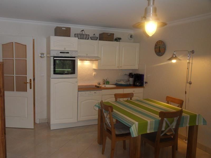 Appartement 2 chambres dans résidence récente de Stella-Plage.
