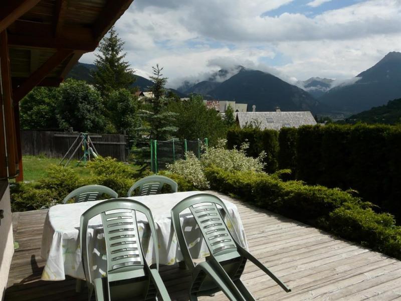 Holiday rentals Briançon - Apartment - 4 persons - Garden - Photo N° 1