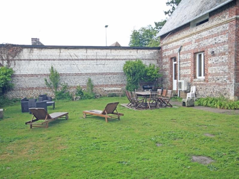 Location vacances Petit-Caux -  Maison - 12 personnes - Barbecue - Photo N° 1