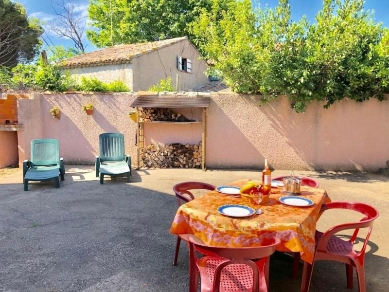 Location vacances Agde -  Maison - 6 personnes - Barbecue - Photo N° 1