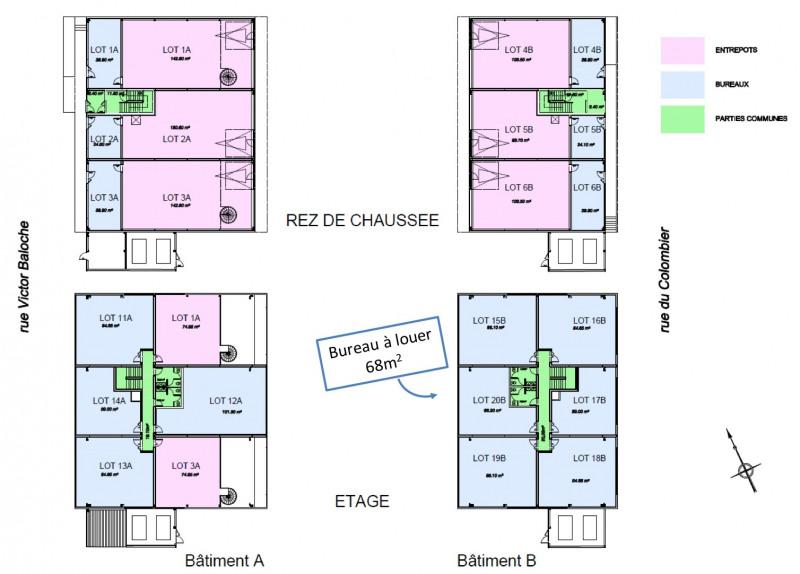 Location Bureau Wissous