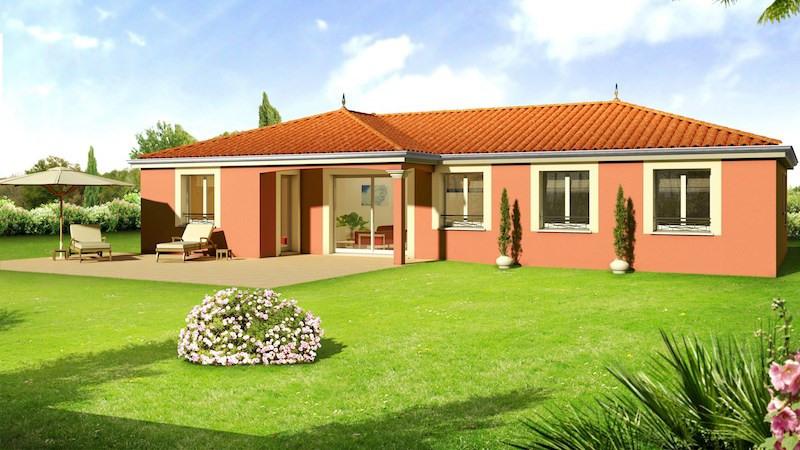 Maison  5 pièces + Terrain 655 m² Romaneche Thorins par DEMEURES CALADOISES