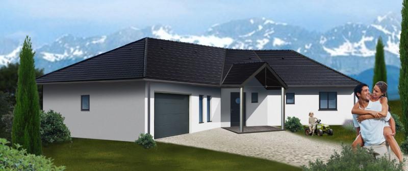 """Modèle de maison  """"Vahéa 3-105"""" à partir de 4 pièces Hautes-Pyrénées par LOGISBOX"""