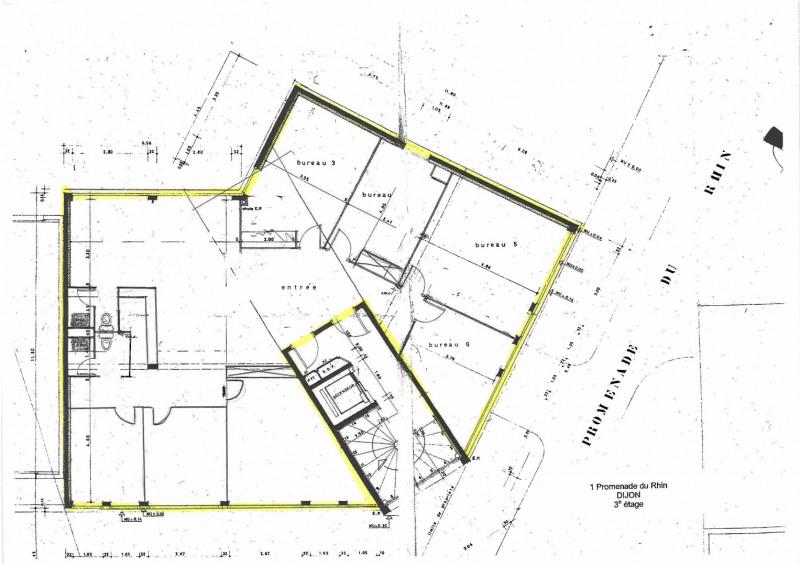 location bureau dijon c te d 39 or 21 177 m r f rence n b 177 rhin. Black Bedroom Furniture Sets. Home Design Ideas